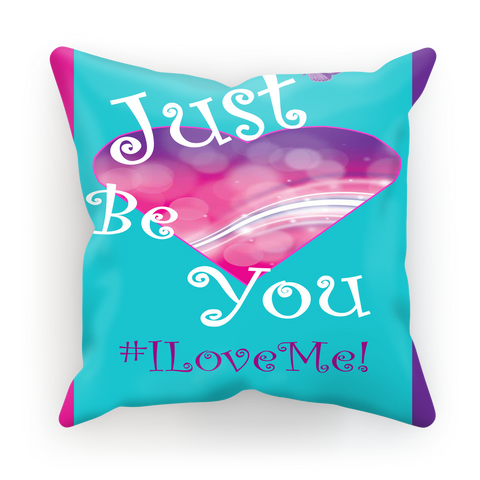 JustBeYou Sublimation Cushion Cover