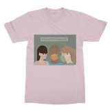 Adult T-Shirt (#KeepitToYourself)