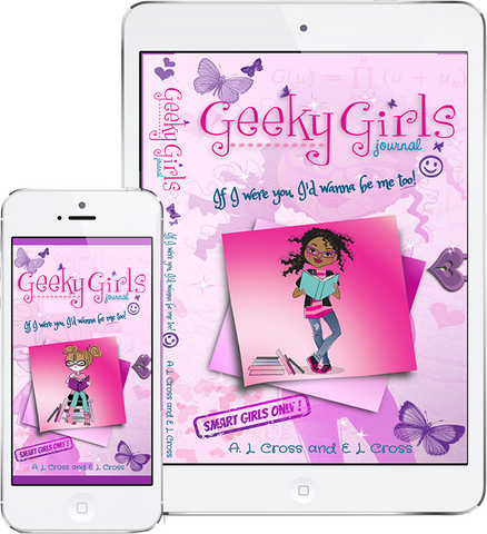 Geeky Girls Journal, If I Were You, I'd Wanna Be Me Too - Part 2 (ebook) - Geeky Girls Journal