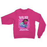 Geeky Girls Rule the World - Morgan Classic Adult Sweatshirt