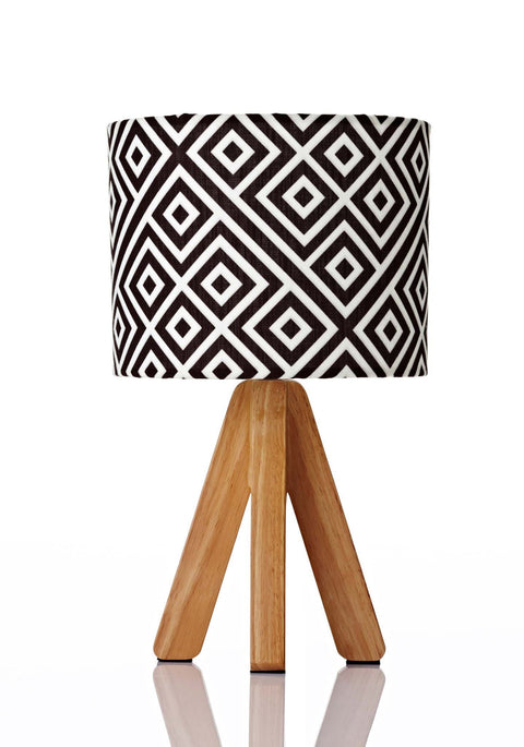 Tipi Table Lamp - Quinton Coal