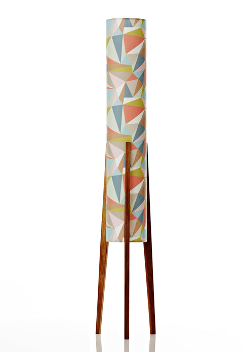 Rocket Floor Lamp Large - Casso Pastel