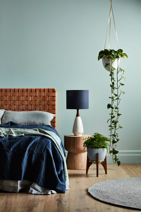 Ivy Lamp - Midnight Blue