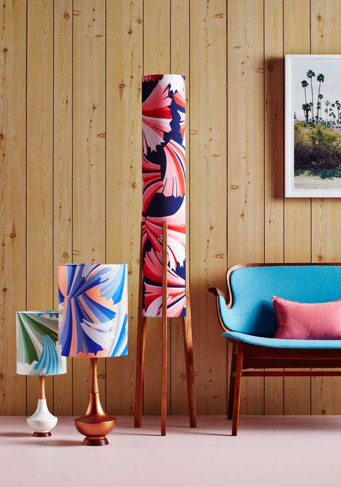 Rocket Floor Lamp Large - Ziggy Starla