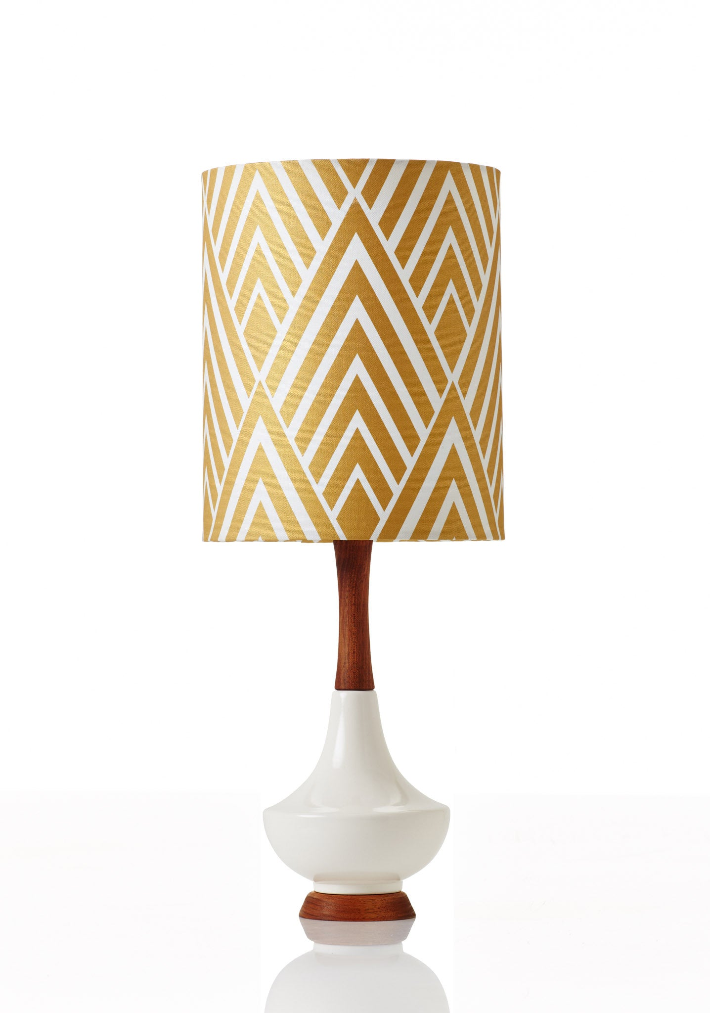 Electra Lamp Small - Harlow Gold