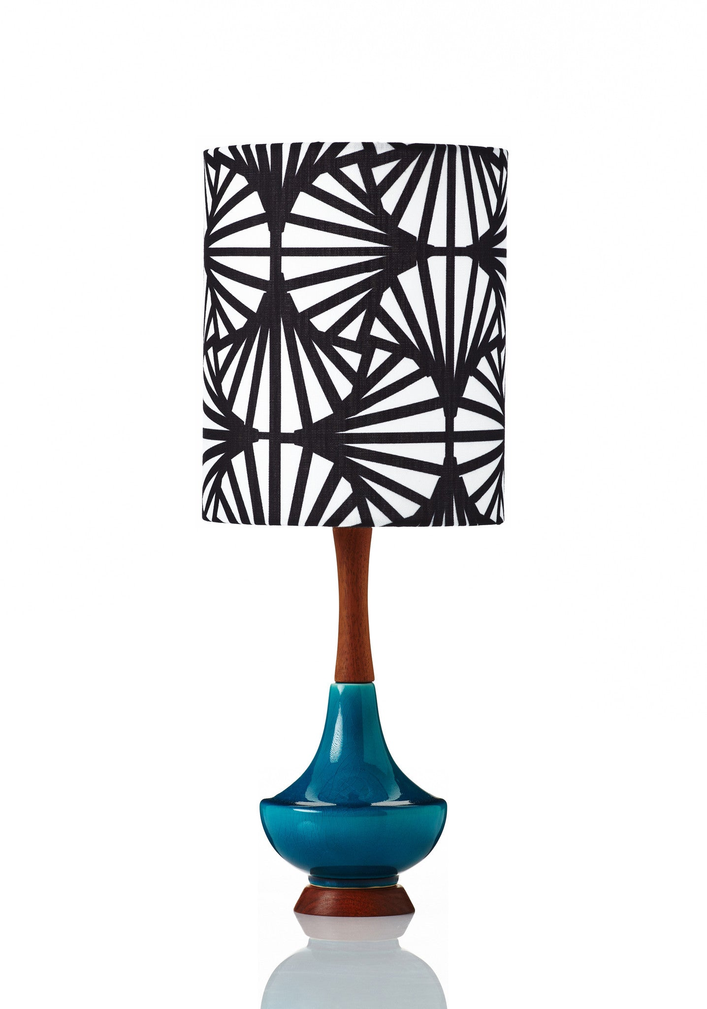 Electra Lamp Small - Travellers Palm