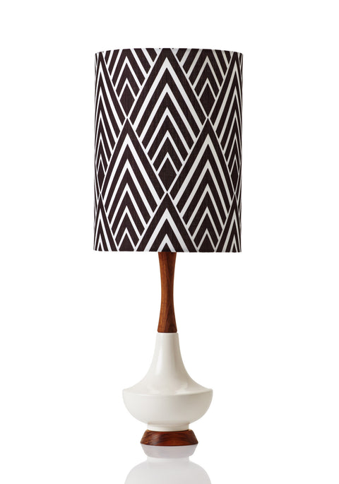 Electra Lamp Large - Harlow Black