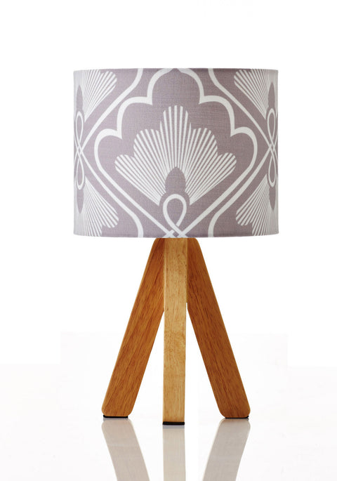 Tipi Table Lamp - Fan Mist