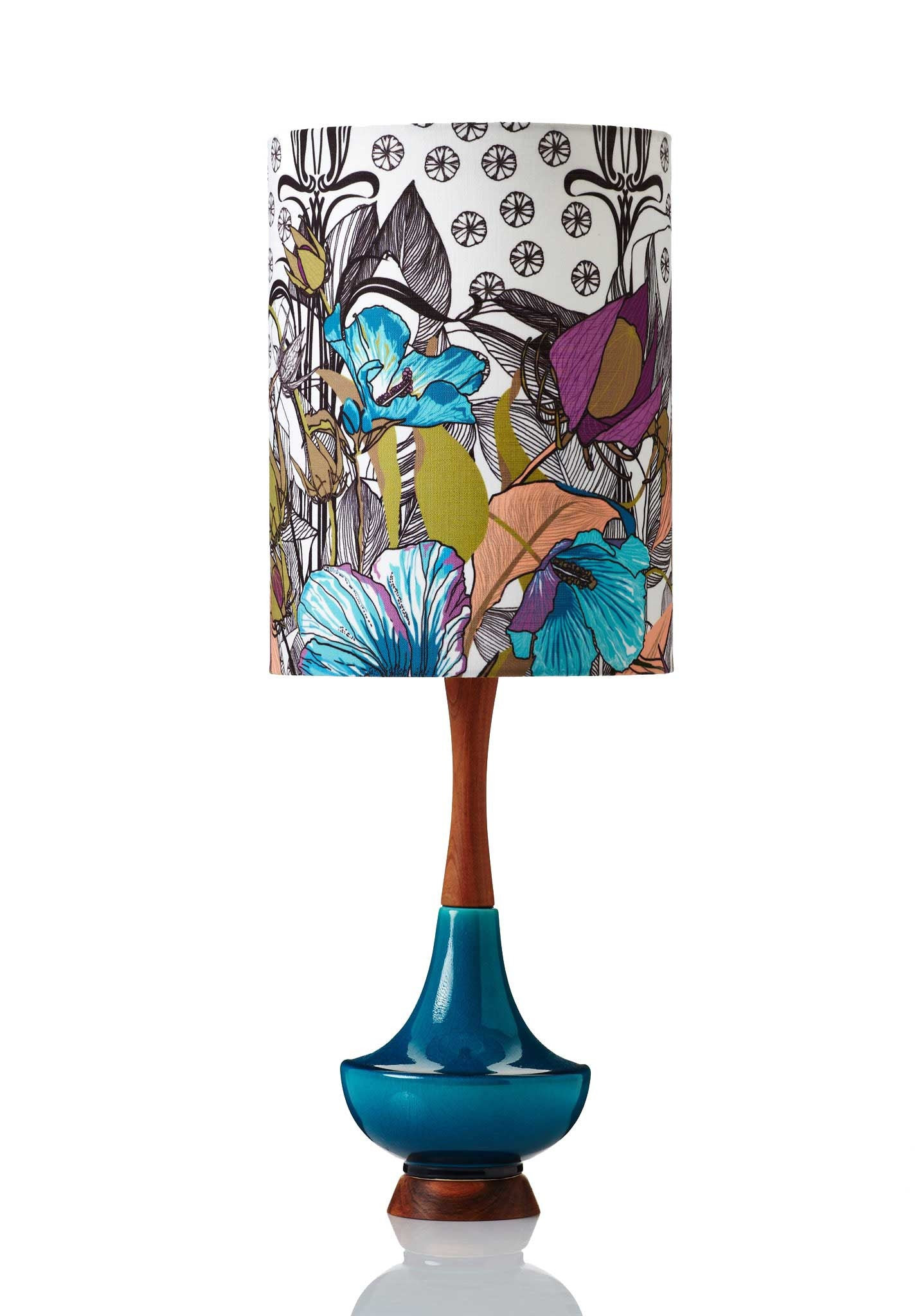 Electra Lamp Large - Botanica Lotus