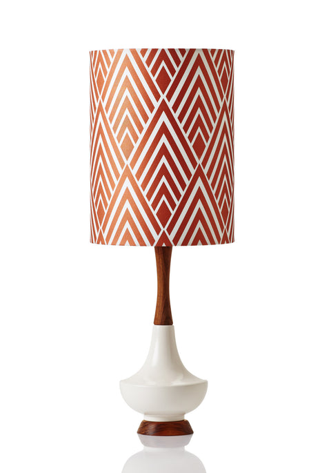 Electra Lamp Large - Harlow Copper