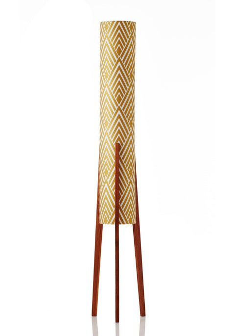 Rocket Floor Lamp Large ‰ۢ Harlow Gold