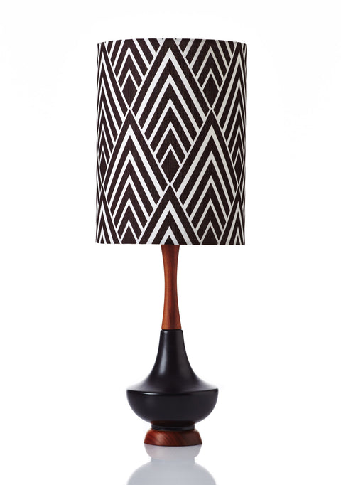 Electra Lamp • Large - Harlow Black