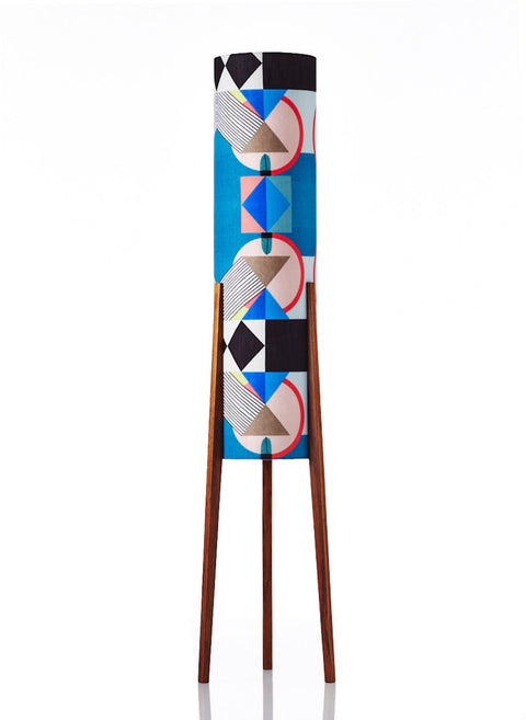 Rocket Floor Lamp Medium - Emperor of Time