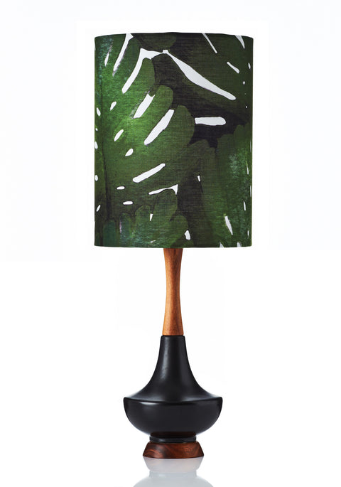 Electra Lamp Large - Monstera