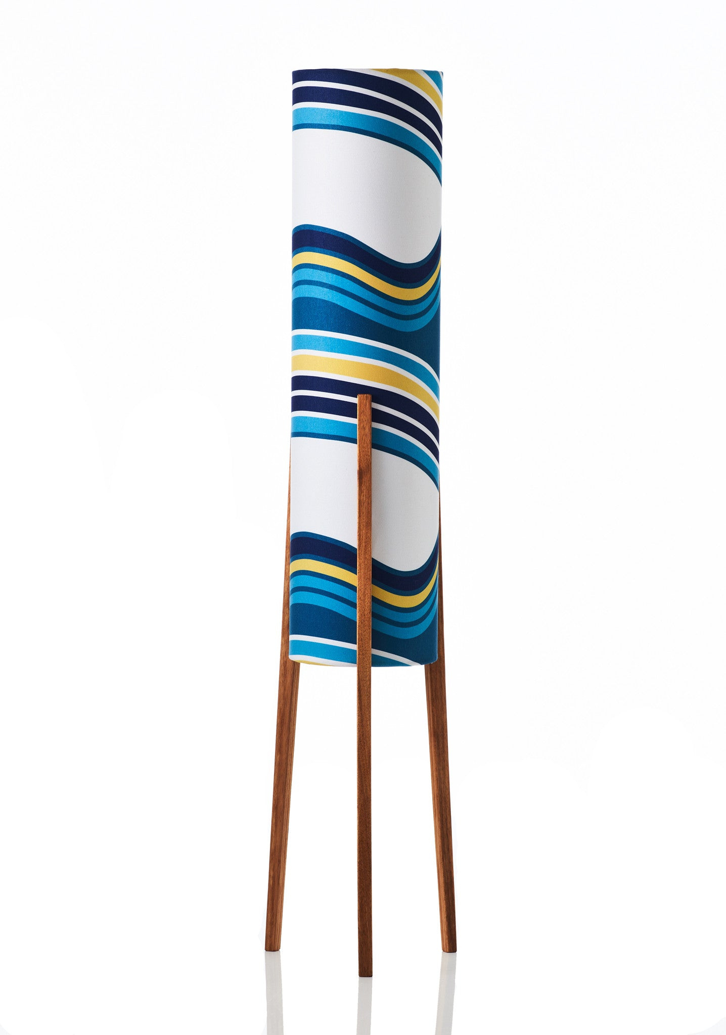 Rocket Floor Lamp Medium - Laava Ocean