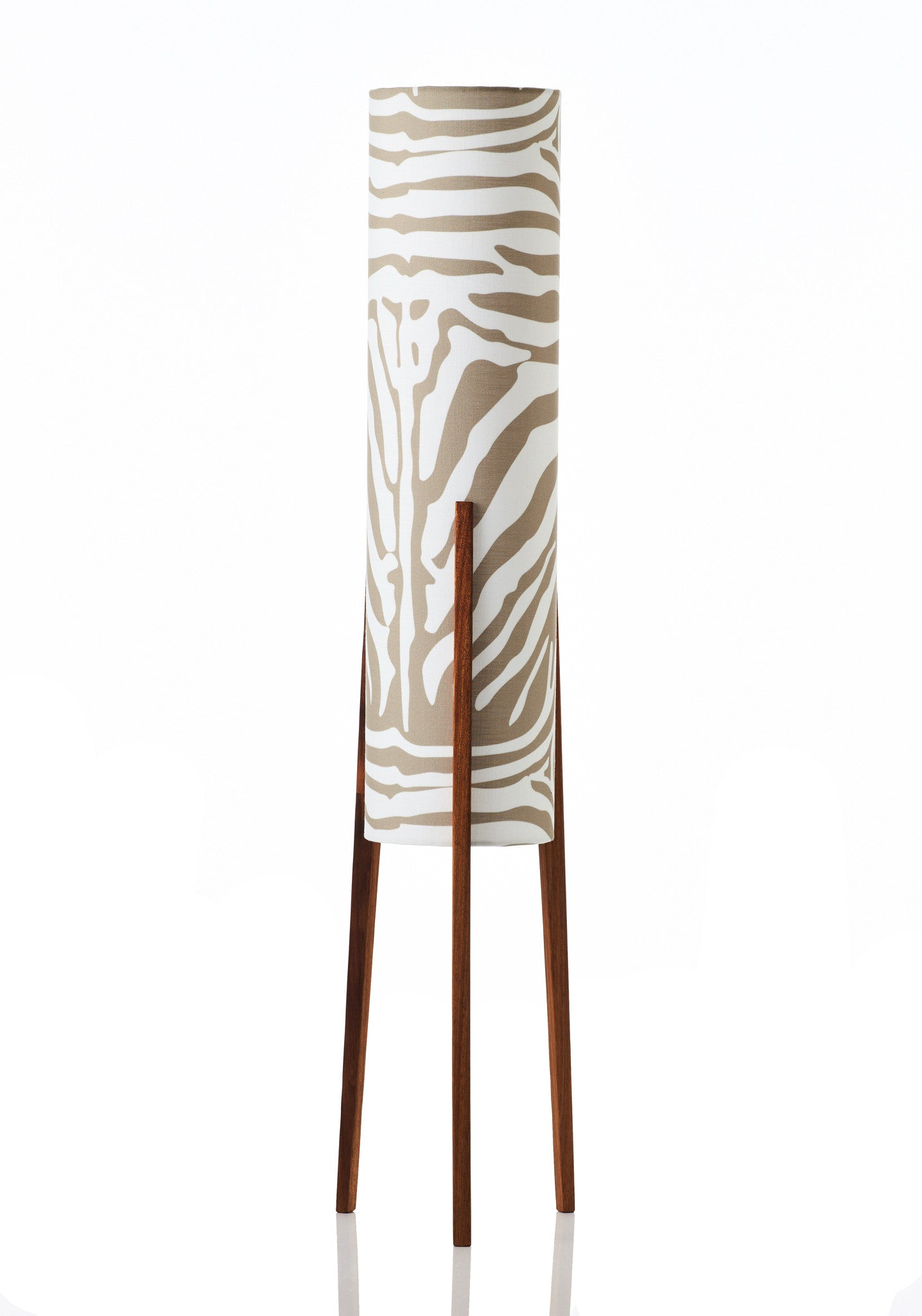 Rocket Floor Lamp Medium - Wild Dagger Earth