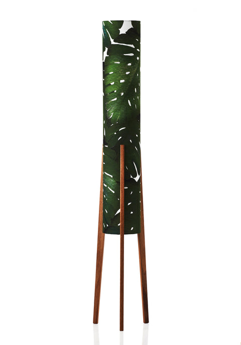 Rocket Floor Lamp Large - Monstera
