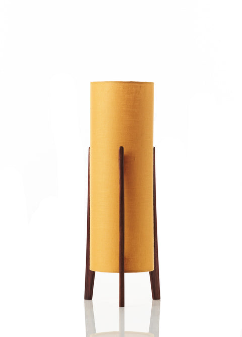 Rocket Table Lamp • Tall - Mustard Linen