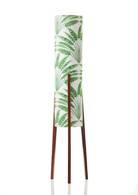 Rocket Floor Lamp Medium - Freya Fern