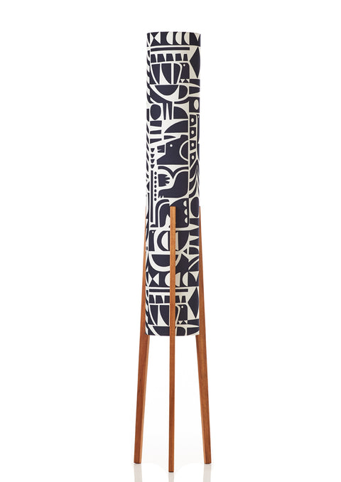 Rocket Floor Lamp Large - Tate
