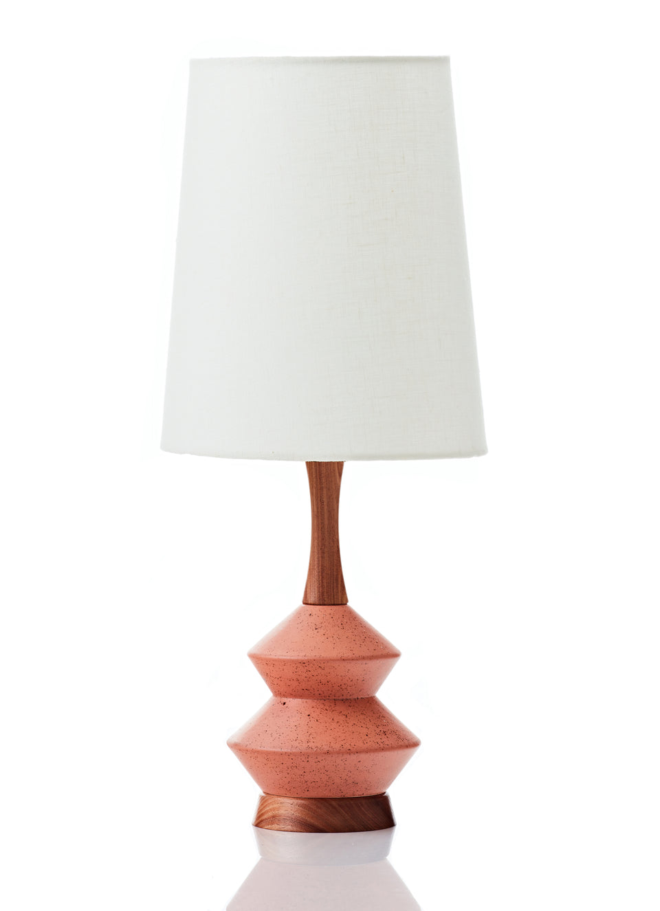 Athena Lamp • Large - Bone Linen