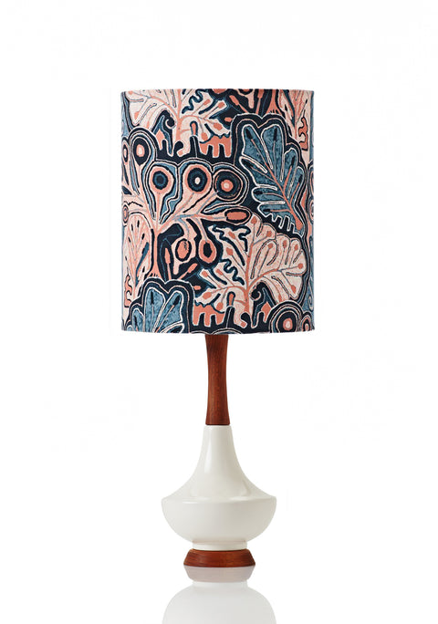 Electra Lamp • Small - Desert Bloom Granite
