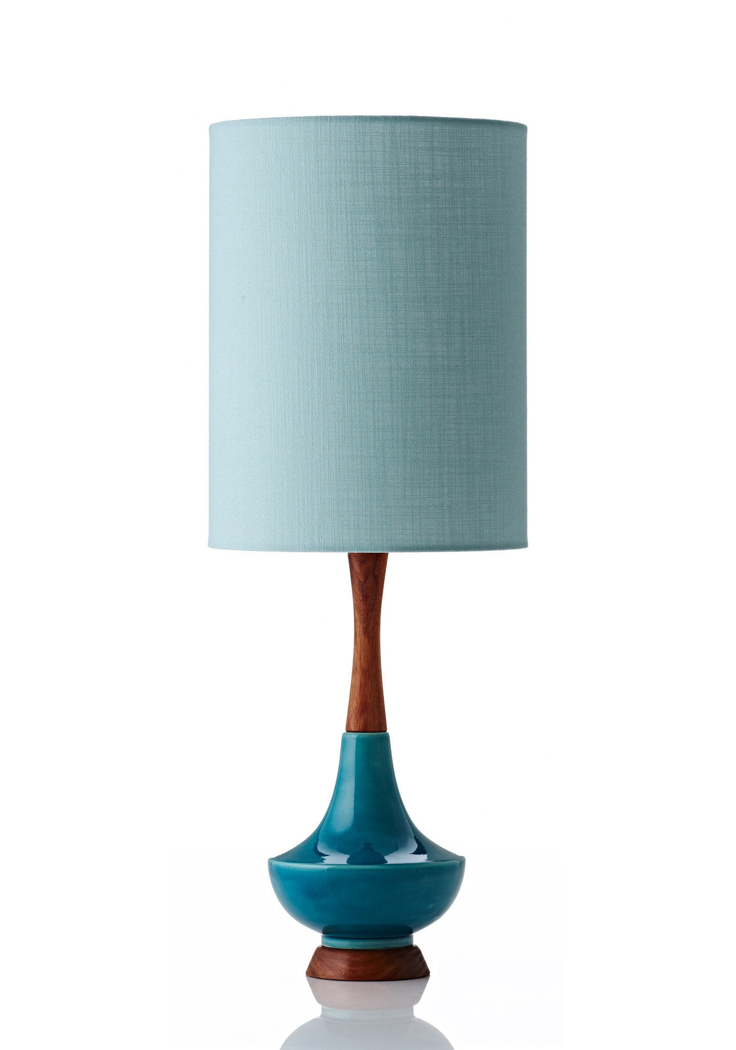 Electra Lamp Large - Canvas Mint