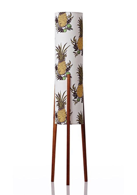 Rocket Floor Lamp Medium - Pineapple
