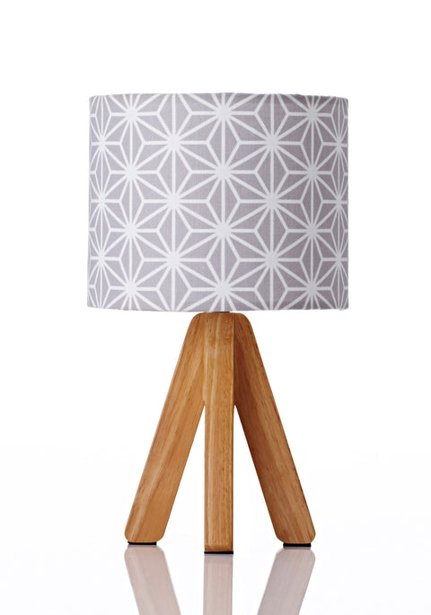 Tipi Table Lamp - Noko Mist