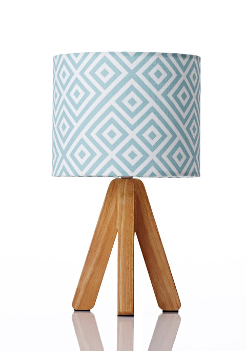 Tipi Table Lamp - Quinton Mint