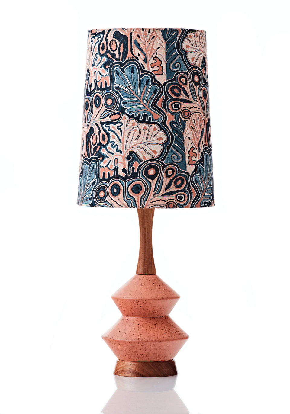 Athena Lamp • Large - Desert Bloom Granite