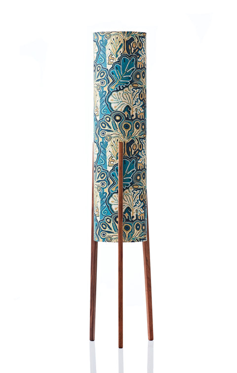 Rocket Floor Lamp • Medium - Desert Bloom Moss