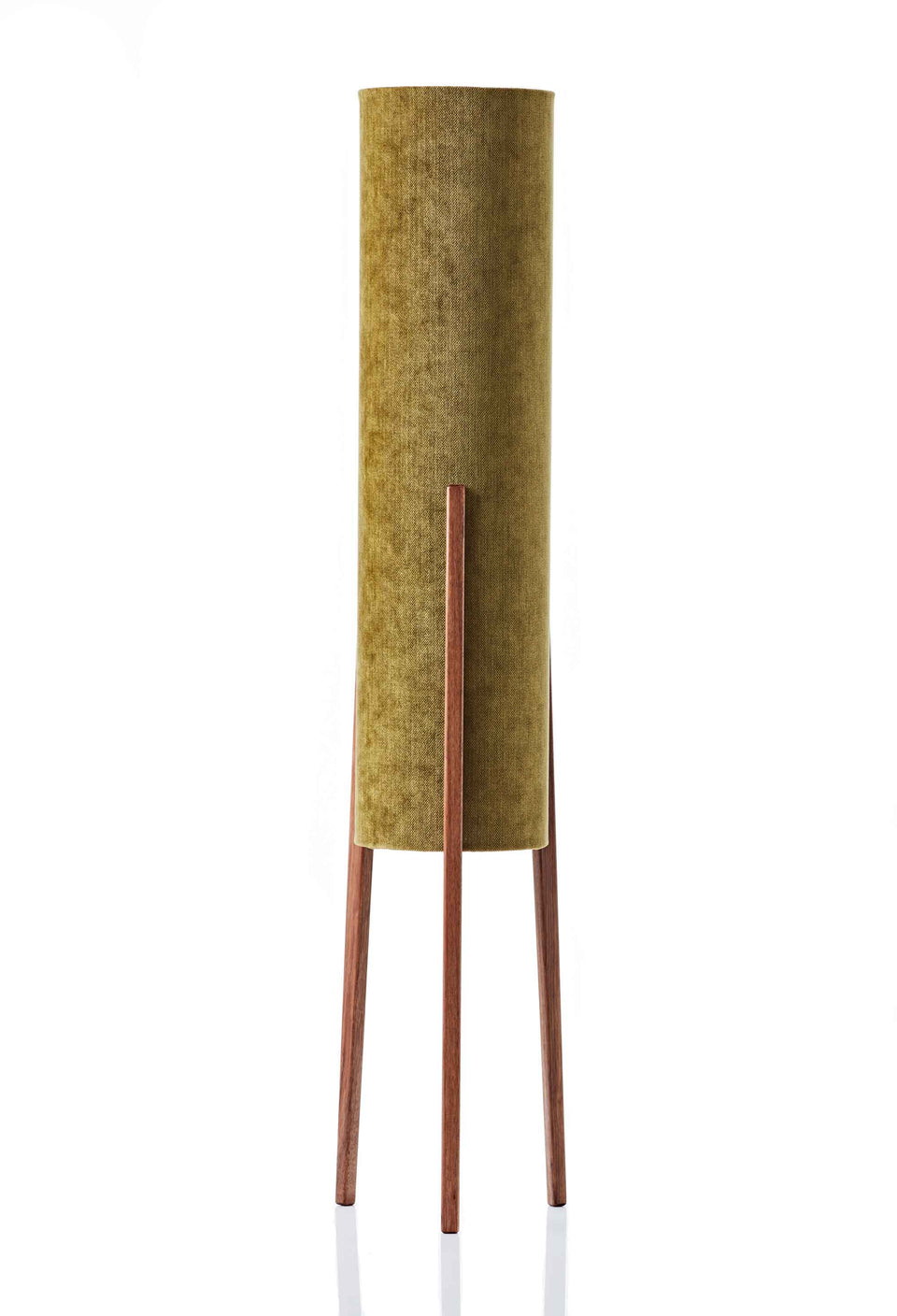 Rocket Floor Lamp • Medium - Moss Velvet