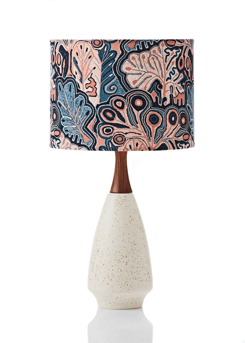 Ivy Lamp - Desert Bloom Granite