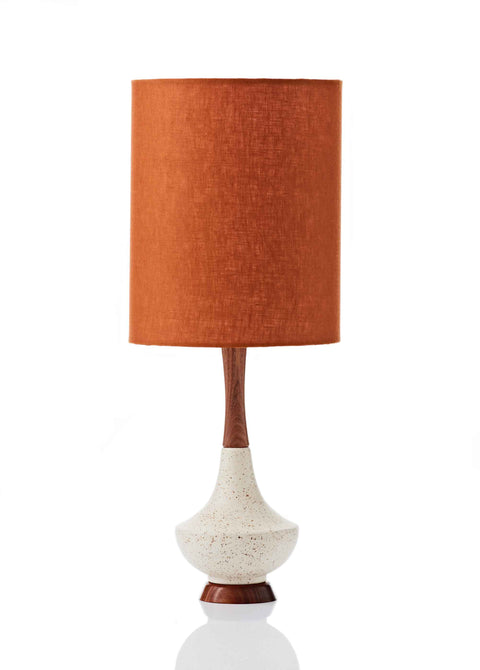 Electra Lamp • Small - Sunset Linen