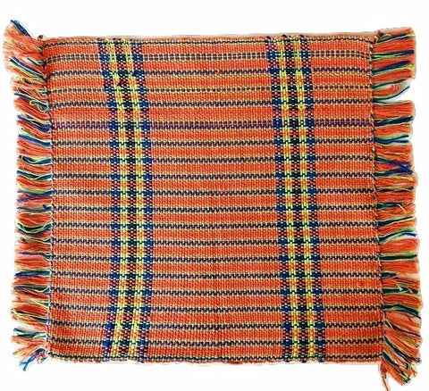 Set of 6 Handwoven Placemats - Nicaragua