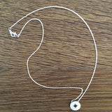 Explore Necklace- Silver