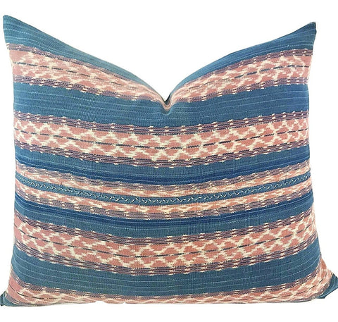 Pillow - Indonesian Ikat
