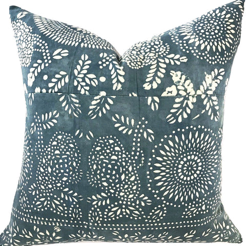 Pillow - Vintage Chinese Batik