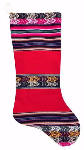 Peruvian Aguayo Stocking
