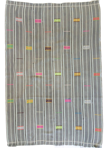 Throw - Ivory Coast Textile