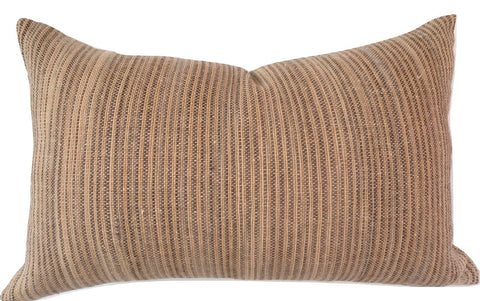 Pillow - Vintage Hmong Hemp Lumbar