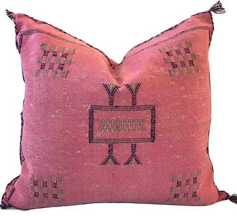 Pillow - Vintage Sabra silk