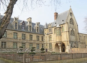 The Cluny Museum In Paris