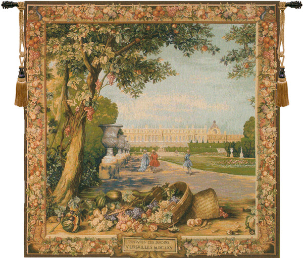 Versailles Carree I French Tapestry