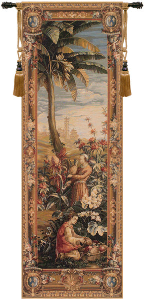 Port R. Des Ananas D Right French Tapestry