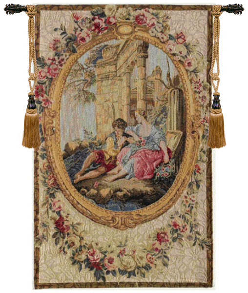 Serenade Creme I French Tapestry