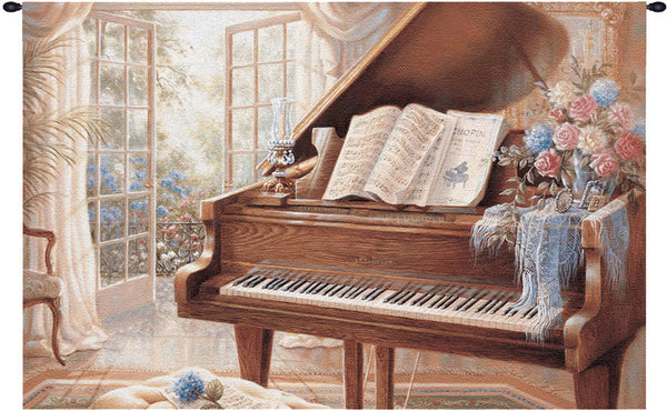 Sunlight Sonata Tapestry Wall Hanging