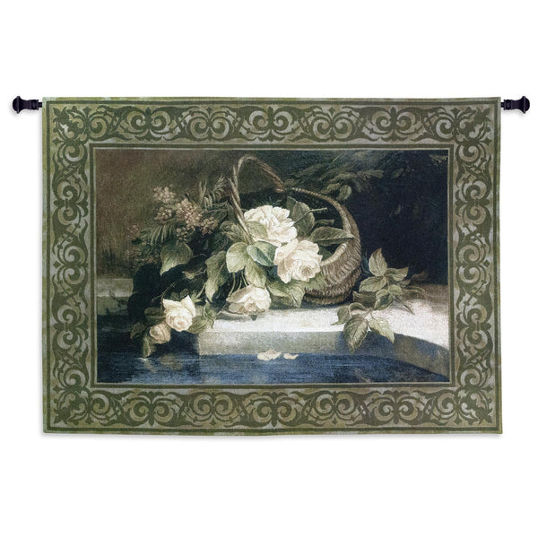 Magnolia Reflections Tapestry Wall Hanging