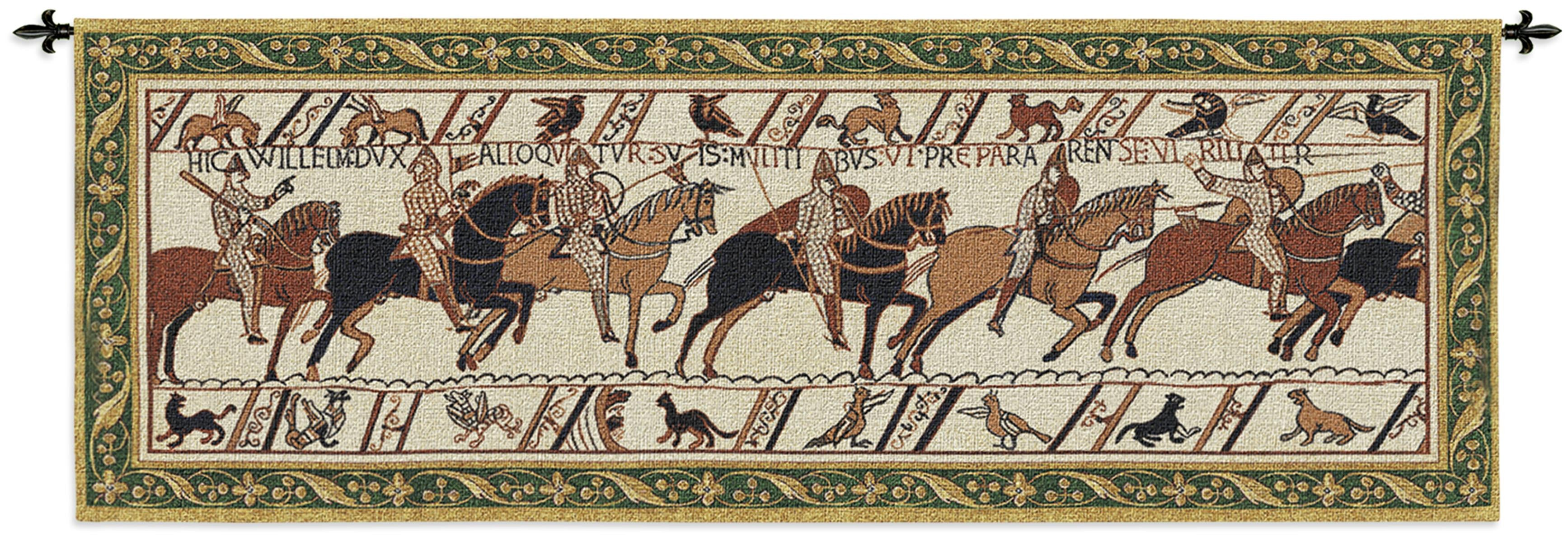 Bayeux Tapestry Wall Hanging